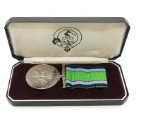 Cased Battle of Britain Commemorative Medal