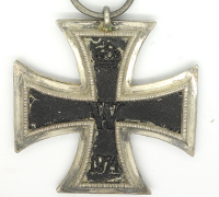 Imperial 2nd Class Iron Cross by WILM