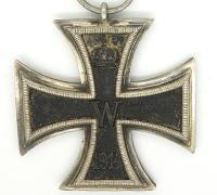 Imperial 2nd Class Iron Cross by WIEN