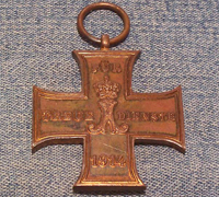 Imperial Faithful Service Cross 1914