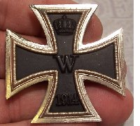 Killer Imperial Iron Cross 1st Class