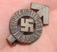 Silver HJ Proficiency Badge