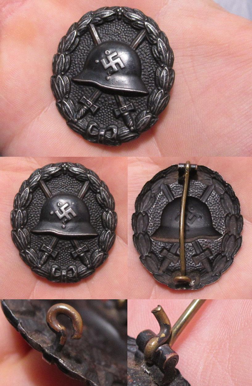 Condor Legion Black Wound Badge