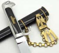 Italian MVSN Leader Dagger 1939