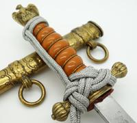 2nd Model Navy Dagger by WKC
