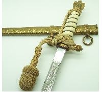 Holler 2nd Model Navy Dagger