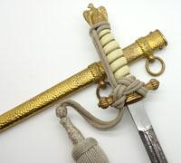 Killer Horster Navy Dagger