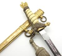2nd Model Navy Dagger by Eickhorn