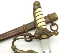 Interesting 1st Model Navy Dagger by Eickhorn