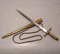 Miniature Imperial Navy Dagger