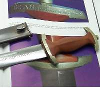 Graduation Marked NPEA Student dagger featured in Reference