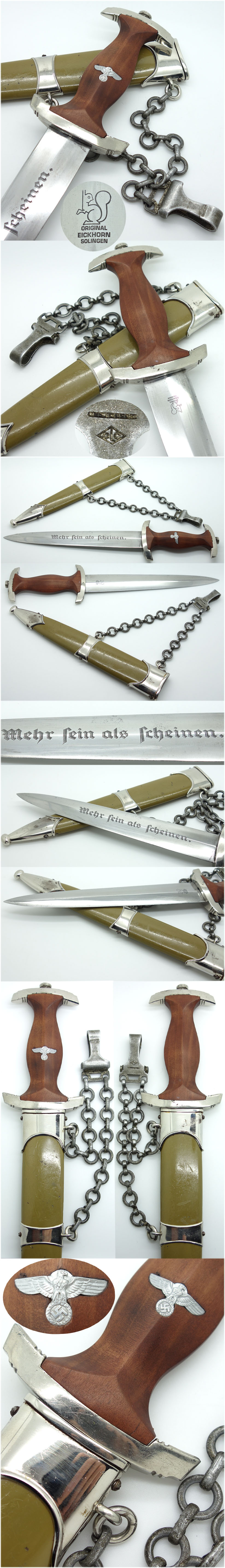 NPEA Leader Dagger By Eickhorn