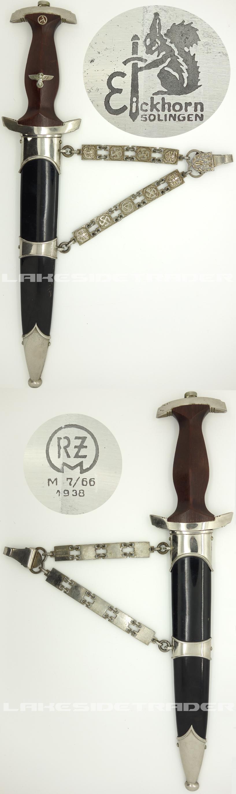 NSKK Leader Dagger by Eickhorn