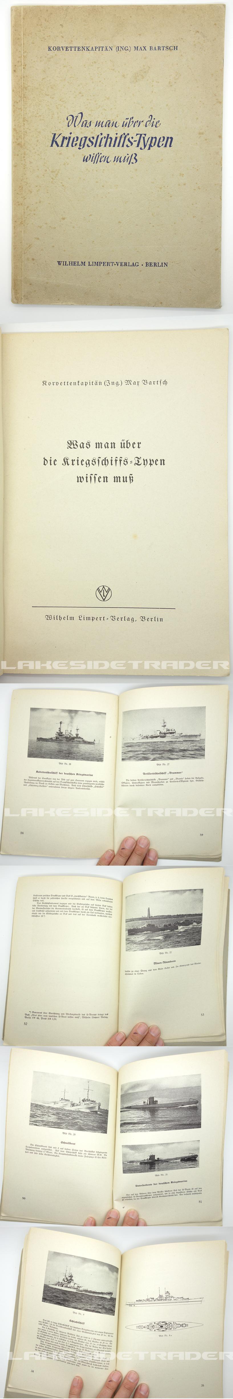 Was man über die Kriegsschiffs-Typen wissen muss