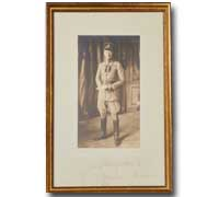 Wilhelm, Crown Prince Framed Photo