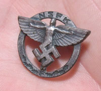 NSFK Membership Pin by GB