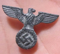 NSDAP Lapel Eagle Pin
