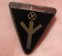 Women's Welfare Pin