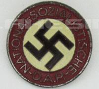 RZM NSDAP Membership Pin