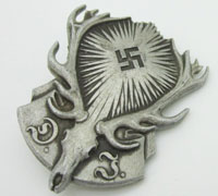 Hunting D.J. Membership Pin