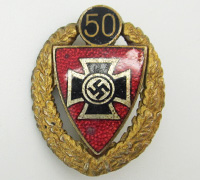 NS-RKB Veterans 50 Year Membership Pin