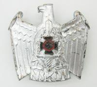 NSKOV Veterans Visor Cap Eagle