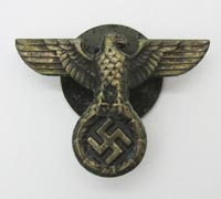 NSDAP National Eagle Lapel Pin