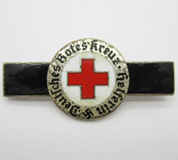 German Red Cross Volunteer Broach