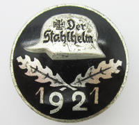 Der Stahlhelm Members Commemorative Badge 1921