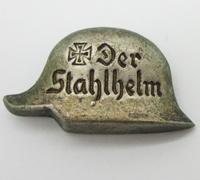 Der Stahlhelm Membership Pin