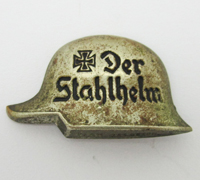 Der Stahlhelm Membership Pin by N&H