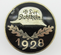 Der Stahlhelm Members Commemorative Badge 1928