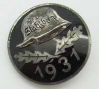 Der Stahlhelm Members Commemorative Badge 1931