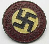NSDAP Membership Pin by RZM M1/103