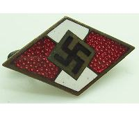 Hitler Youth Membership Pin by RZM M1/120