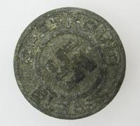 Alsace NSDAP Supporter Pin