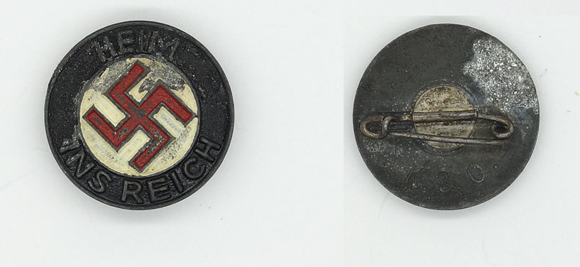 Luxemburg VdB Membership Badge