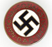 NSDAP Membership Pin by RZM M1/154