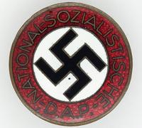 NSDAP Membership Pin by RZM M1/151