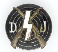 DJ Marksman Badge