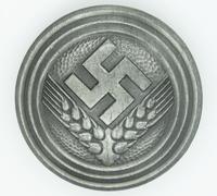 Silver RADwJ Maidenunterführerin Rank Brooch by W. Deumer
