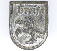 Army 122 Infanterie Division (Greif) Division Badge