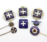 Protestant Women's Aid Pins