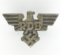 Civil Servant RDB Membership Pin