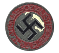 NSDAP Membership Pin by RZM M1/159