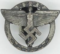 NSFK Sponsor Member's buttonhole Pin