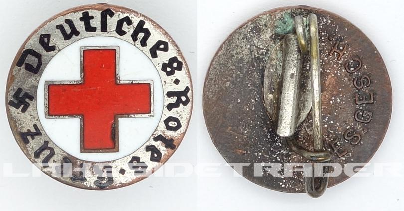 Red Cross Association Member's Pin