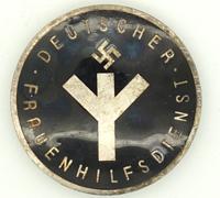 Deutscher Frauenhilfsdienst Badge