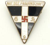 NSDAP Women's Welfare Organization Membership Pin