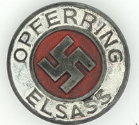 Opferring Elsass Membership Badge